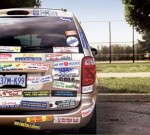 BumperStickerCar