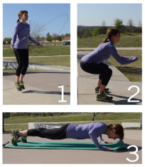 3-Step Total Body Workout