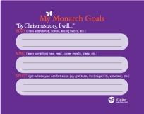 iGnite Goal-Setting Sheet