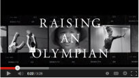 Lolo Jones video- Raising an Olympian