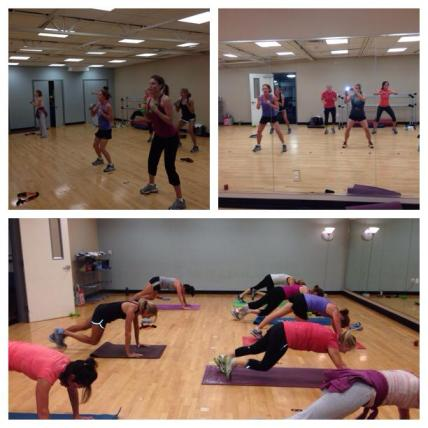 iGniters come to class rested so we can push ourselves beyond the limits!