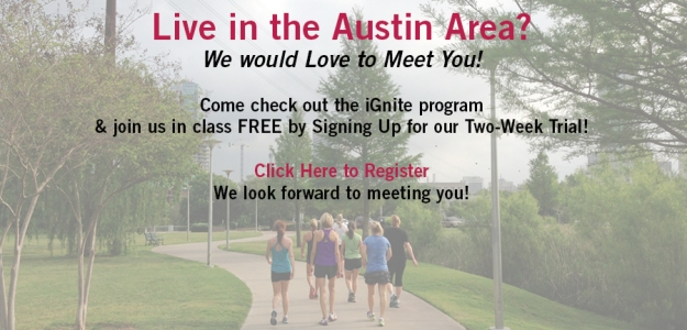 Live in the Austin Area? Sign Up for our 2-Week Trial!