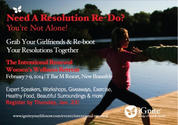 2014 iGnite Wellness Retreat