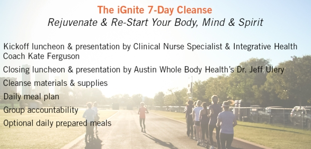 iGnite 7-Day Cleanse Details & Registration