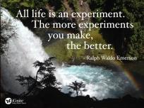 lifeisanexperiment