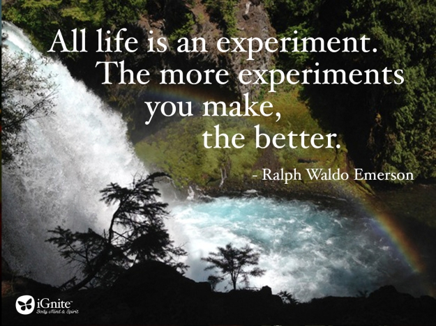 lifeisanexperiment