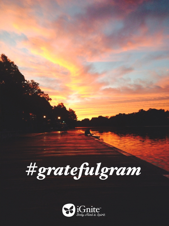 Join us in our November #gratefulgram challenge!  Starting today and throughout the month of November, I invite you to join me in taking photos (each day if possible) of the things you are grateful for and posting them on Instagram, Facebook,Twitter or your social media outlet(s) of choice with the hastag #gratefulgram and tagging iGnite's social media profile. For participating, you will be entered into a prize drawing for iGnite to donate $50 in your name to the charity or non-profit you are most grateful for!