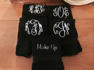 Make up towel