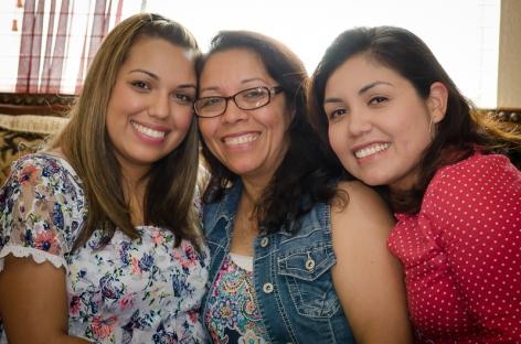Brenda, Lala and Silvia