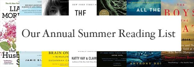 iGnite Summer Reading List