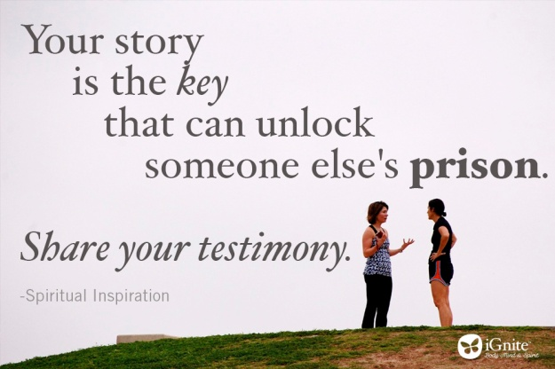 iGnite- Share Your Testimony