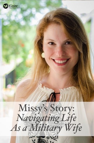 Missy's Story: Navigating Life as a Military Wife