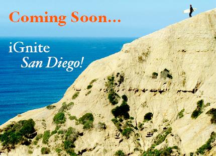 iGnite San Diego Coming Soon