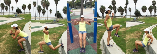 iGnite Simple 7 Park Workout
