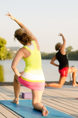 iGnite Yogalates on Lady Bird Lake
