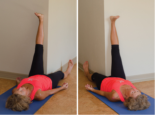 Passive Hamstring Stretch