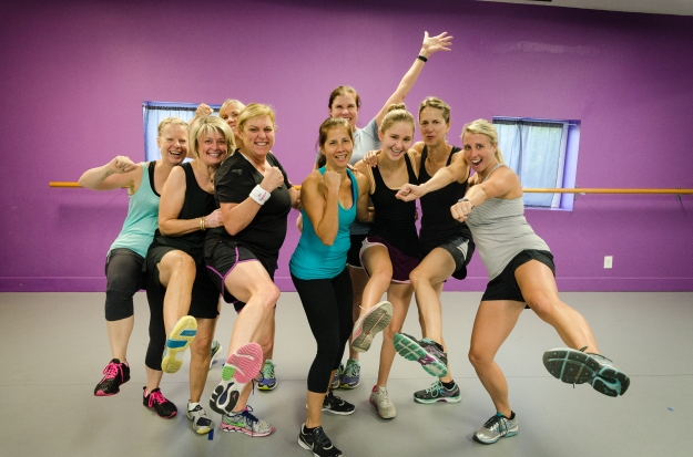 iGnite Cardio KIckboxing